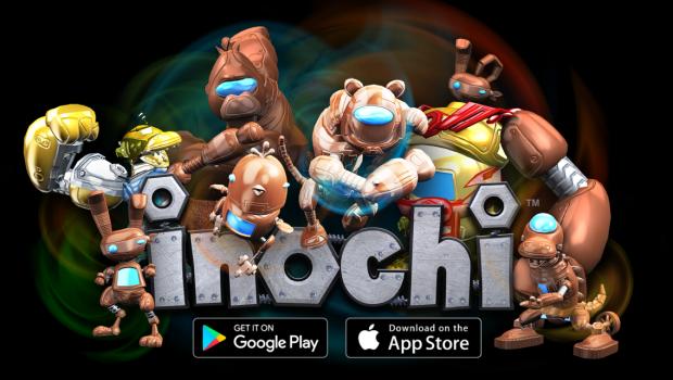 INOCHI on iOS & Android!