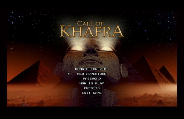 Call of Khafra in-game screenshots