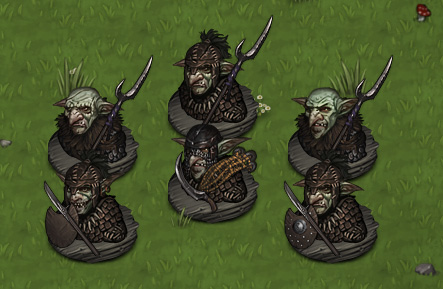 goblin skirmishers