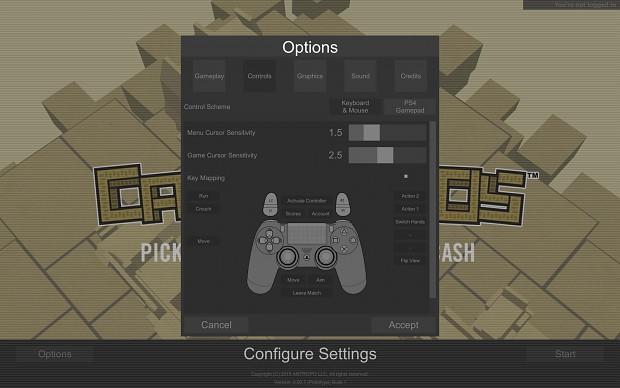 CARTONEROS® 0.00.7 - Online Multiplayer Gameplay