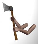 MetalAxe Weapon/Tool