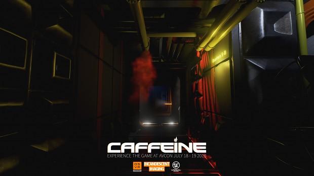 Caffeine AVCon 2015 Screens