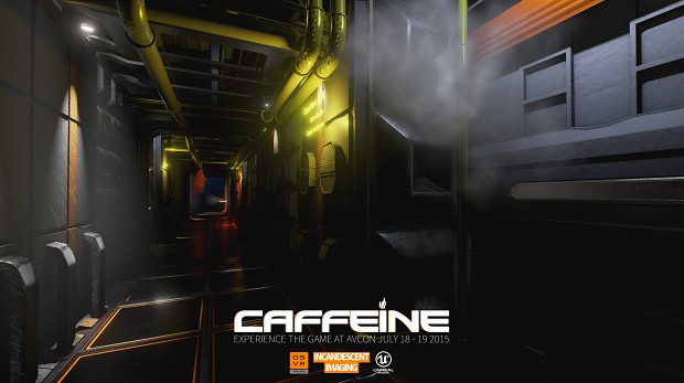 Caffeine AVCon 2015 Screens