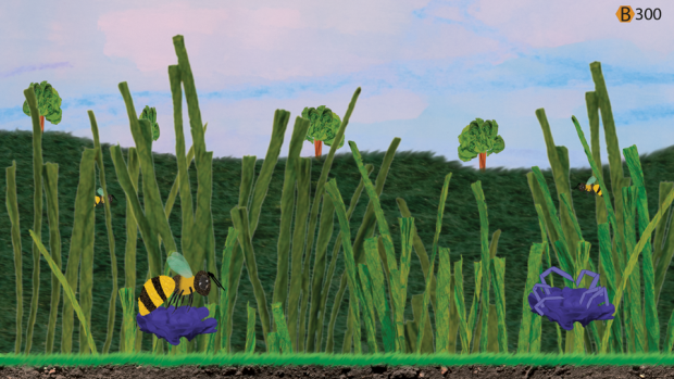Buzz Whizz: Bees - Modified Work in Progress