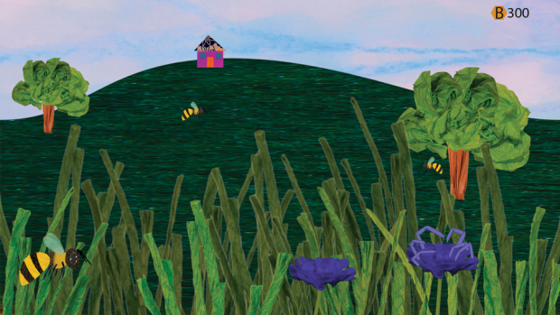 Buzz Whizz: Bees - Latest Work in Progress