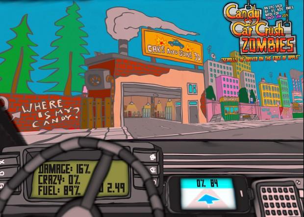 Cars And Guns Garage
