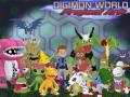 Digimon World Project Ark