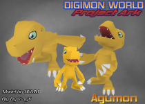 New Agumon Shot