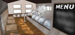 Bakehouse Interior