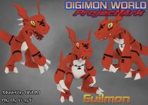 Guilmon Poster