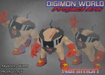Nanimon Poster