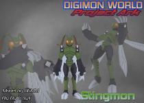 Stingmon Poster