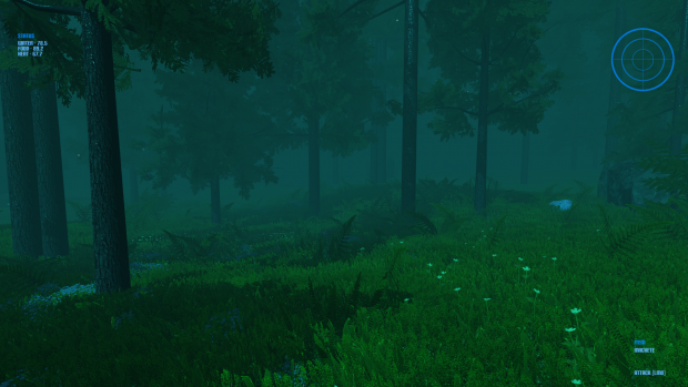 Updated environment