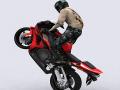 Motoracing Superbikes against Choppers