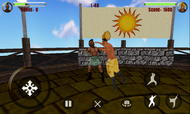 Fight for Glory: 3D Combat Game - Screenshots