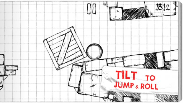 Roll Back Home - Tilt to Roll and Jump