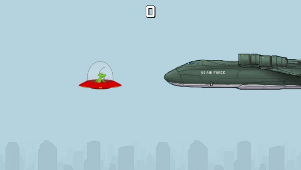A funny way to die in Spaceshippy!