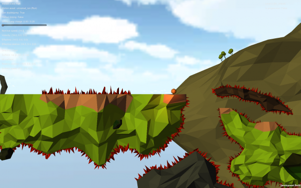 SLIDE: Platformer - screenshots