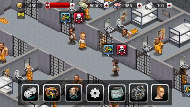 Prisonhood Screenshots