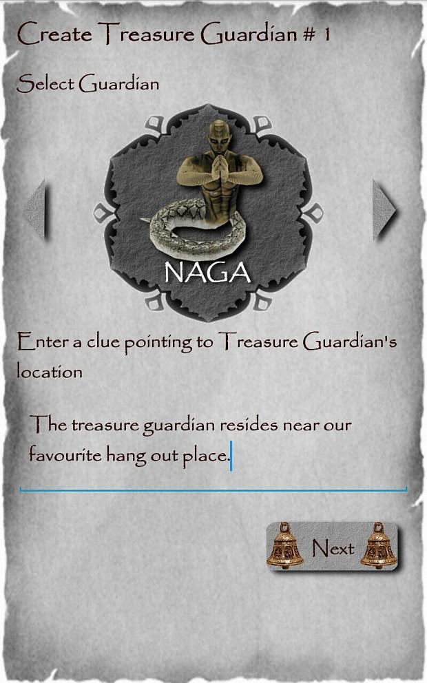 Temple Treasure Hunt Game Screenshots