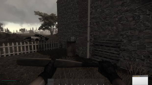 Dangerous Rays In Game Screenshot
