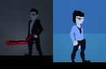 New graphic comparison for hero