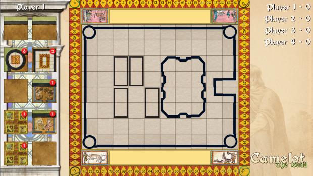 Alpha Build Screenshots