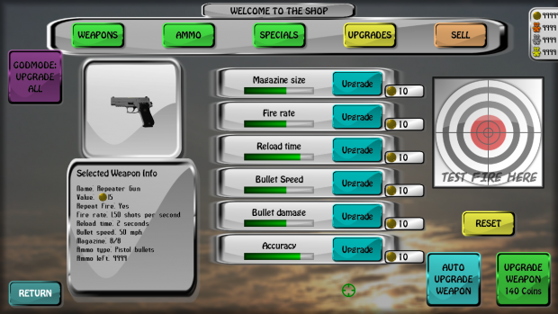 Simply Shooting Alpha v0.1.03