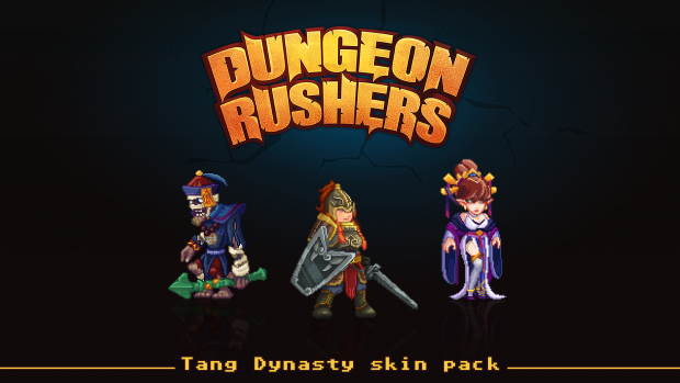 New skin pack is coming soon!