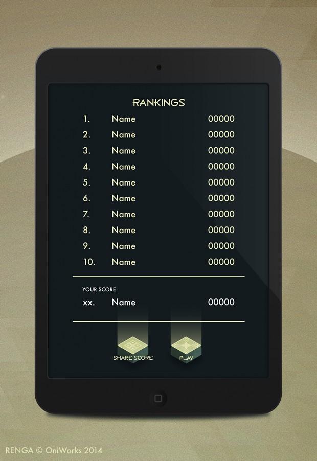 Rankings concept