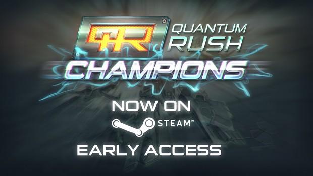 Quantum Rush: Champions now on Steam