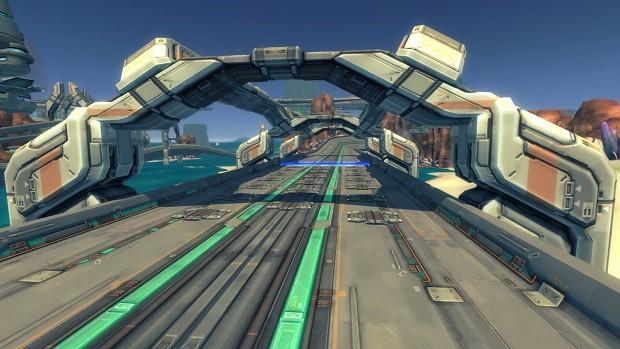 New Race Tracks: Coastal 2