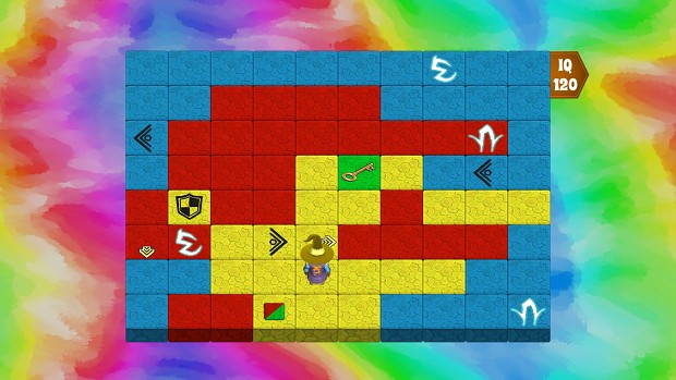 Puzzle Wizard gameplay