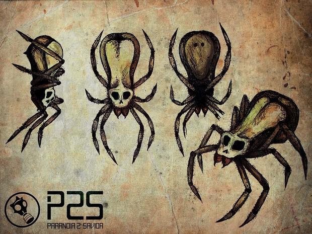 Spider mutant  (P2S Art)