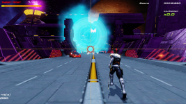 Gameplay Screenshots Saber Rider