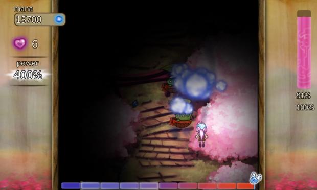 Vaniria Heavy Shadow Screenshot