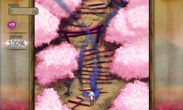 Vaniria Moonrush Skill Screenshot