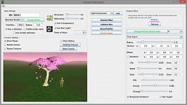 Editing the Tree Entity