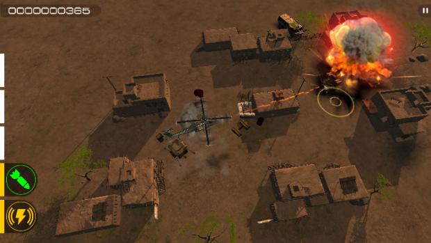 KILLSTORM new demo screen shot 1
