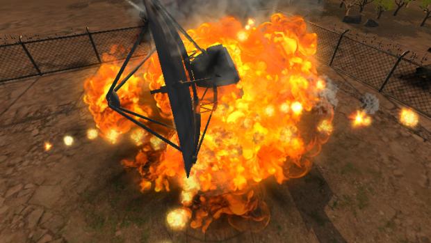 KILLSTORM new demo screen shot 3