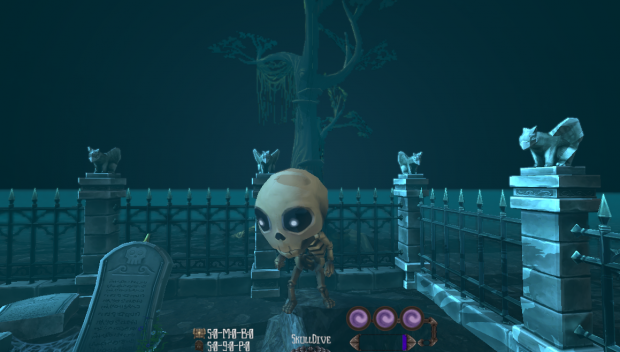 SkullDive Alpha
