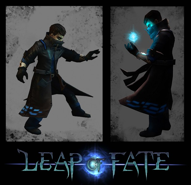 Leap of Fate - Main Character