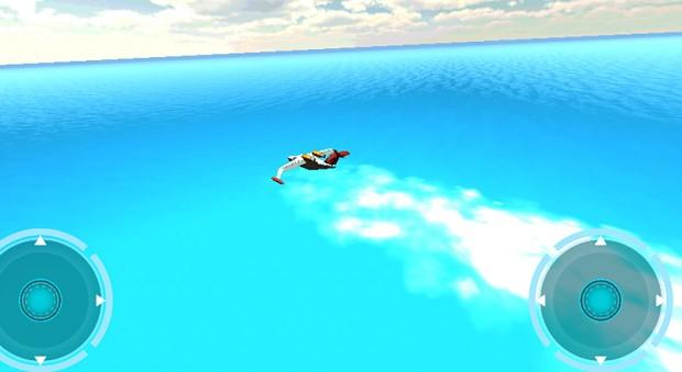 First in game screenshots