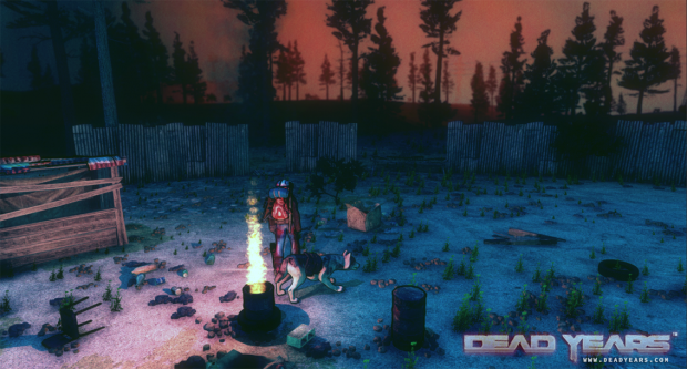 Dead Years: Survive with your dog!