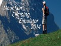 Mountain climbing simulator 2014