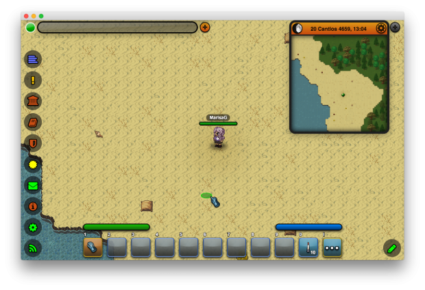 Example game images