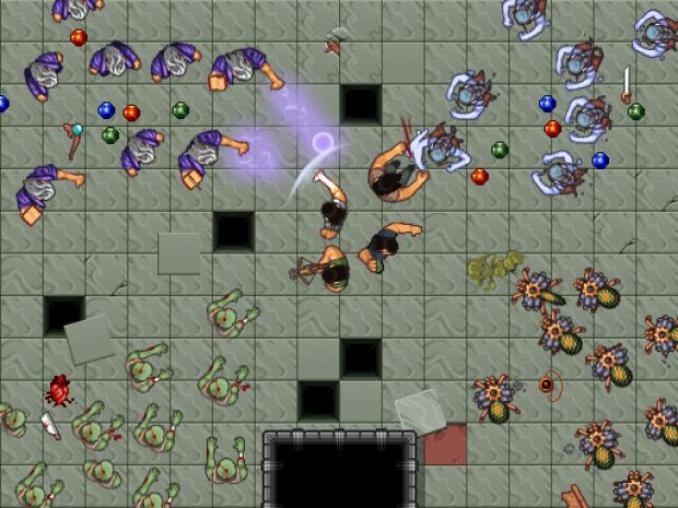Dungeon Sickness