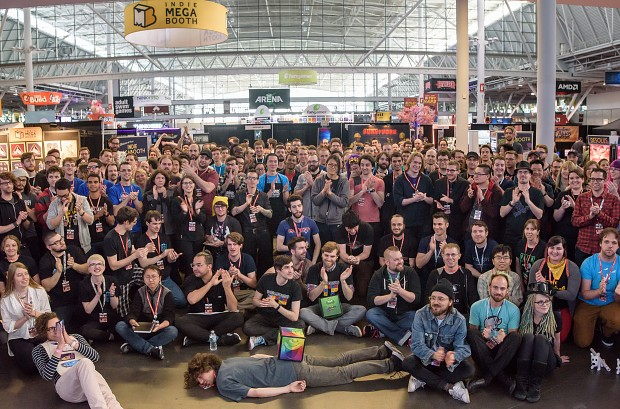 Images for the Pax East Post Mortem article