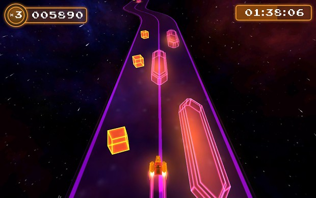 Spectra 8 Bit Racer