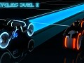 Light Cycles Duel 2 (Tron)